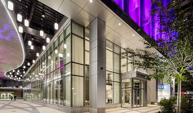 Avalon North Station apartment complex completed by CRH in downtown Boston